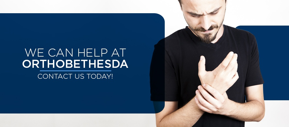 we can help at orthobethesda, contact us today