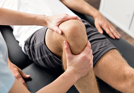 Knee-Therapy
