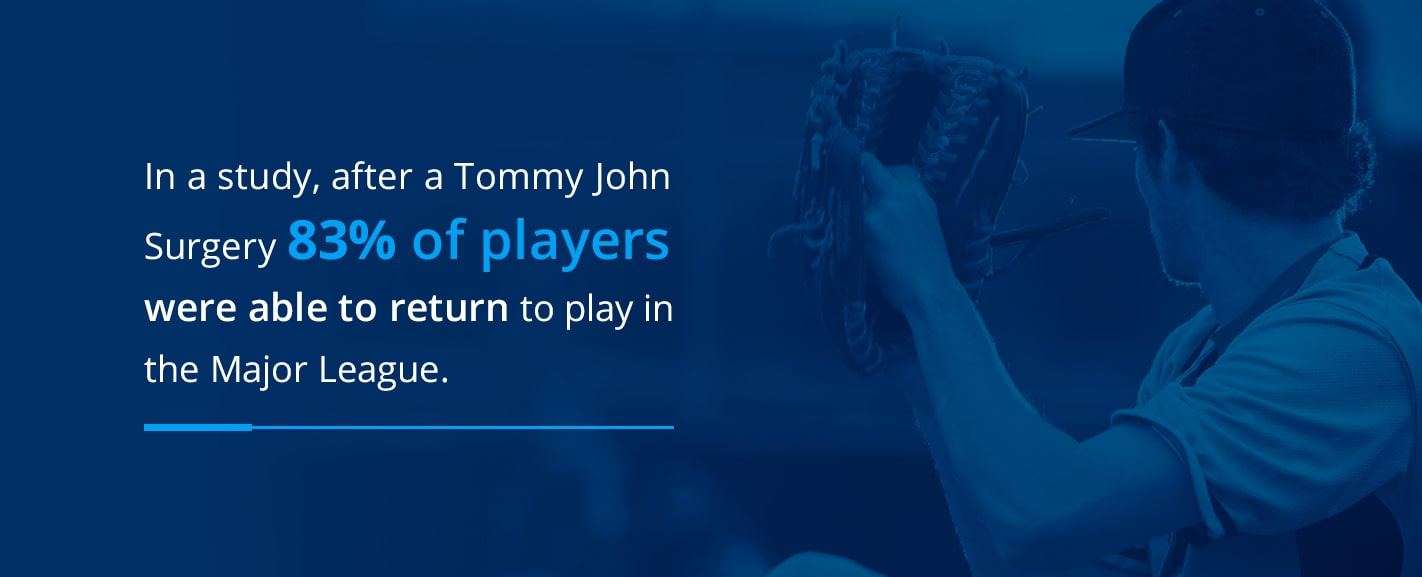 benefits of tommy john surgery