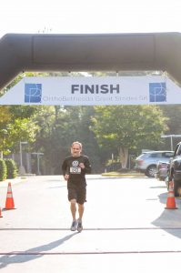 OrthoBethesda-5K-Runner-Finishing