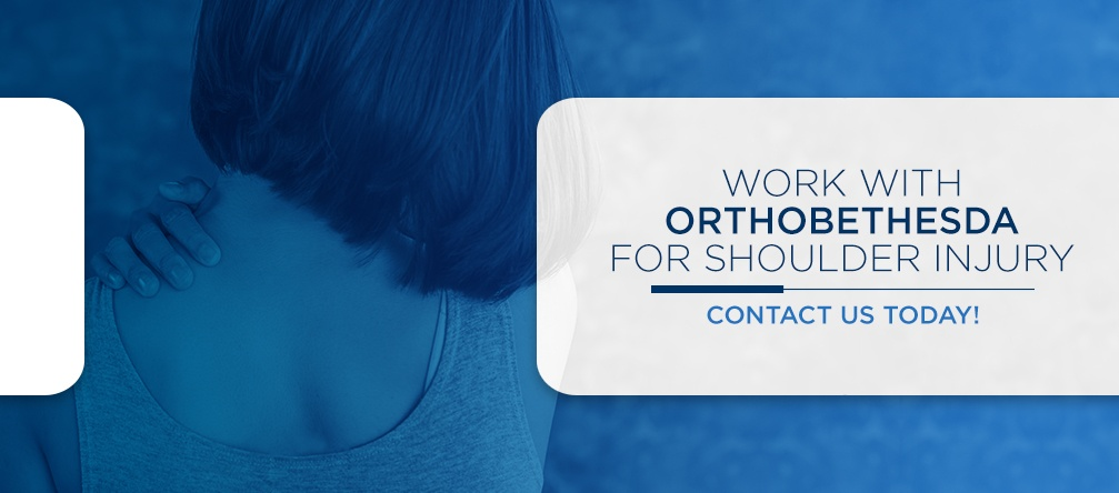 work with orthobethesda for shoulder surgery