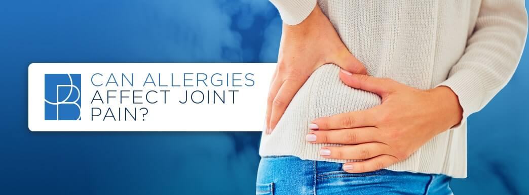 Can Allergies Affect Joint Pain