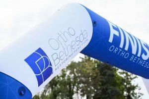 OrthoBethesda-5K-Event-Finish-Line