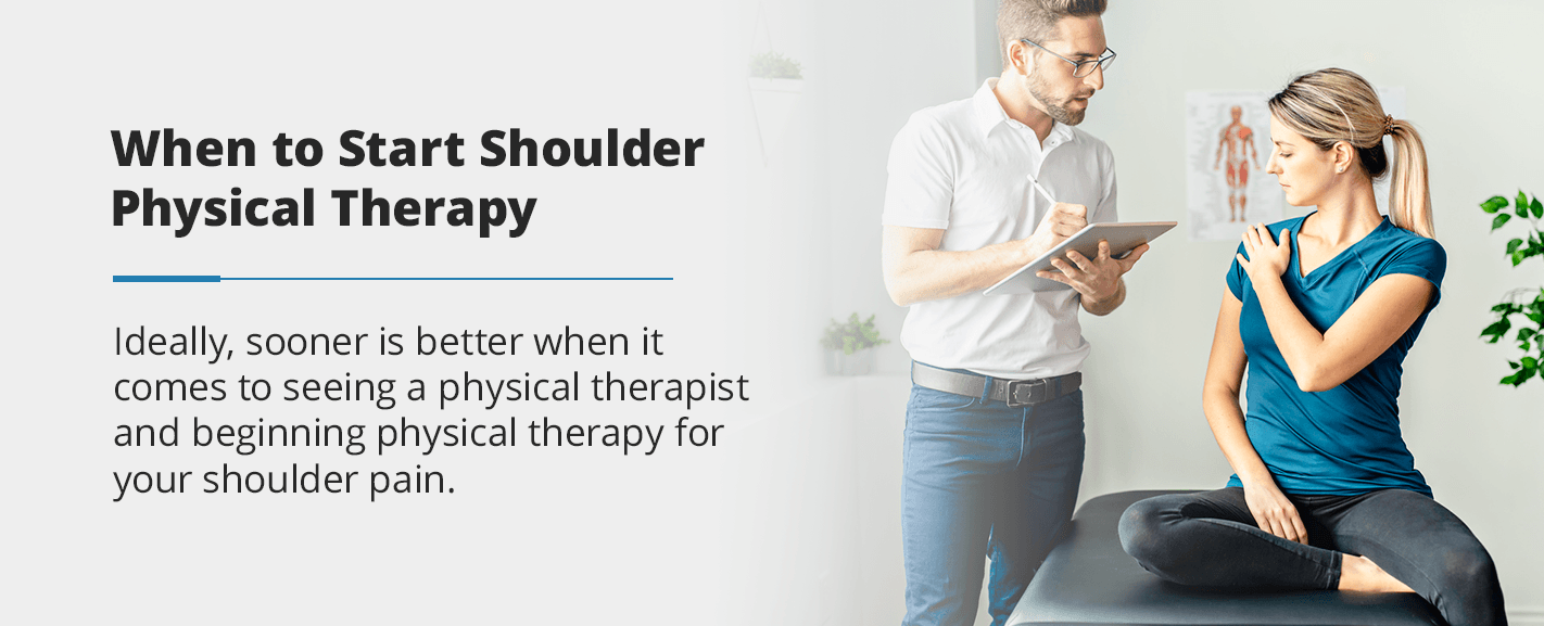 when to start physical therapy