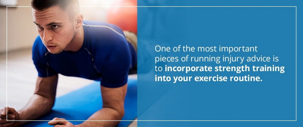 incorporate strength training into your exercise routine