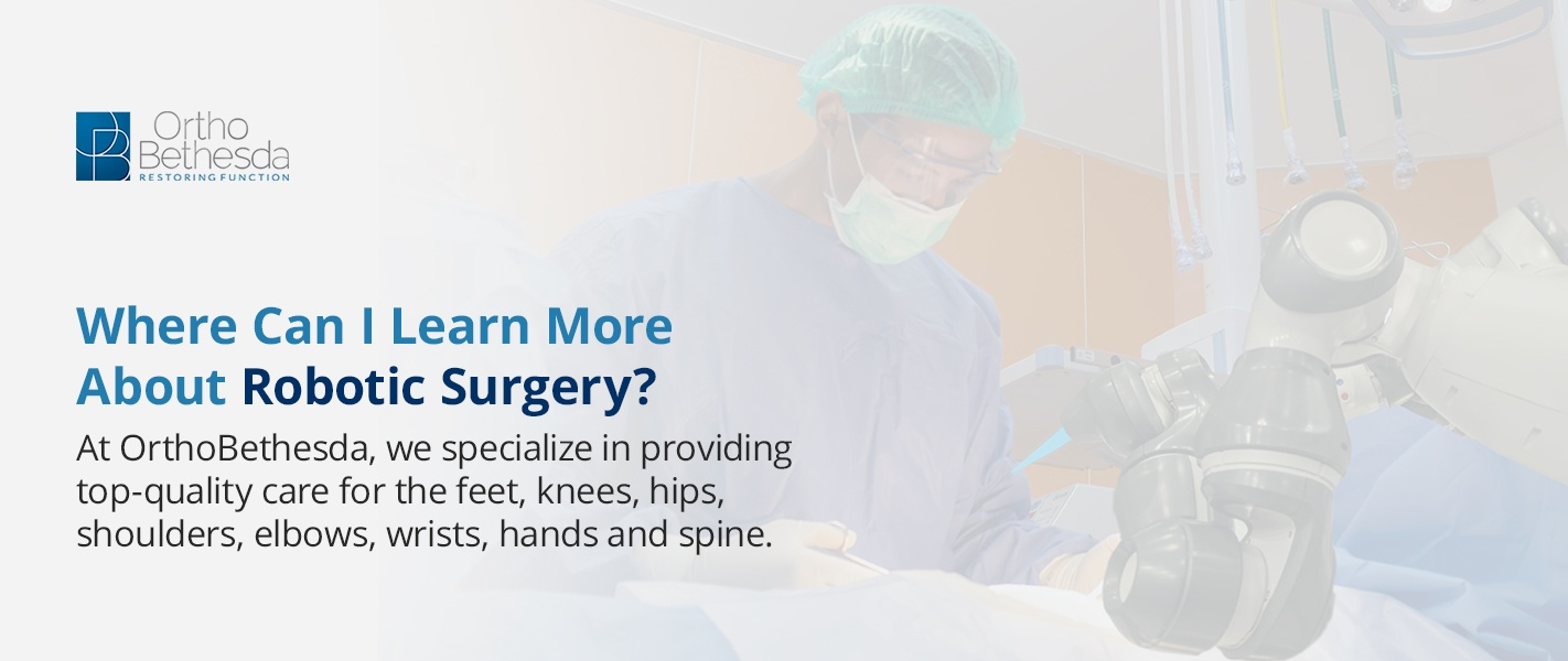where you can learn more about robotic surgery